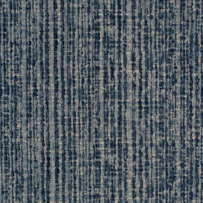 F2900 Indigo Fabric: E78, INDIGO, SOLID, TEXTURE, CHENILLE, BLUE