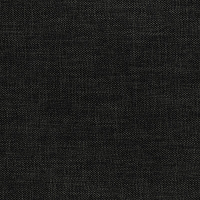 F2953 Ebony Fabric: E79, SOLID, WOVEN, TEXTURE, BLACK, EBONY