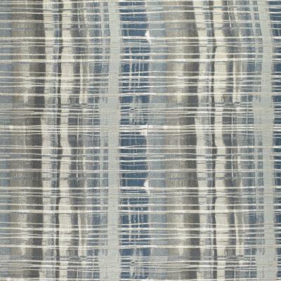 F2965 Arctic Fabric: E80, GEOMETRIC, CHENILLE, JACQUARD, BLUE
