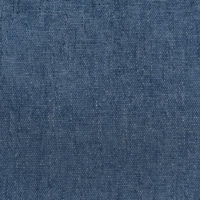 F2973 Sapphire Fabric: E80, WOVEN, SOLID, TEXTURE, CHENILLE, BLUE, SAPPHIRE