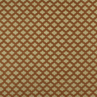 F3003 Nectar Fabric: E80, MEDALLION, CHENILLE, TEXTURE, ORANGE