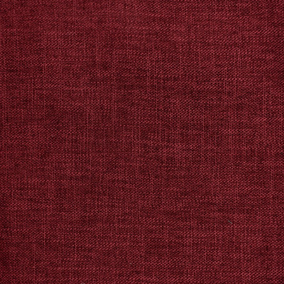 F3007 Cranberry Fabric: E80, SOLID, TEXTURE, WOVEN, RED, CRANBERRY