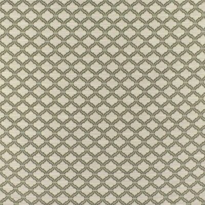 F3025 Stucco Fabric: E81, MEDALLION, OGEE, TEXTURE, CHENILLE, NEUTRAL, BROWN