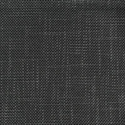 F3055 Coal Fabric: E81, SOLID, TEXTURE, WOVEN, BLACK, GRAY, GREY