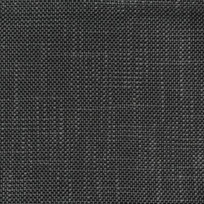 F3055 Coal Fabric: E81, SOLID, TEXTURE, WOVEN, BLACK, GRAY, GREY