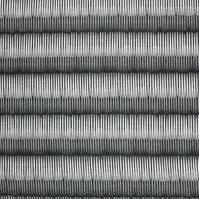 F3056 Tuxedo Fabric: E81, GEOMETRIC, CHENILLE, TEXTURE, BLACK, GRAY, GREY, GRAY AND BLACK, BLACK AND WHITE