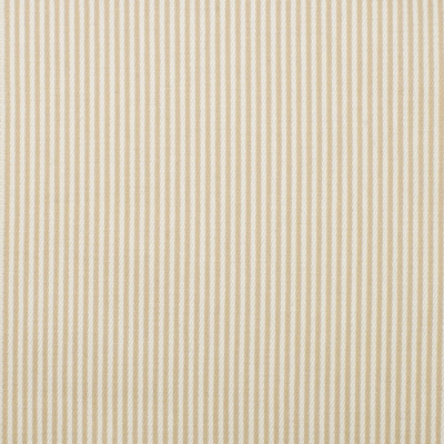 F3150 Flax Fabric: E86, STRIPE, WOVEN, TWILL, TICKING, COTTON, 100% COTTON, COTTON STRIPE, NEUTRAL, FLAX
