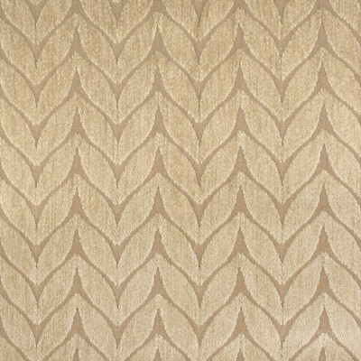 F3158 Wheat Fabric: E86, MADE IN USA, GEOMETRIC, CHENILLE, NEUTRAL, WHEAT