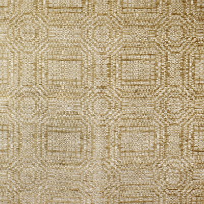 F3162 Flax Fabric: E86, MADE IN USA, GEOMETRIC, CHENILLE, BROWN, NEUTRAL, FLAX