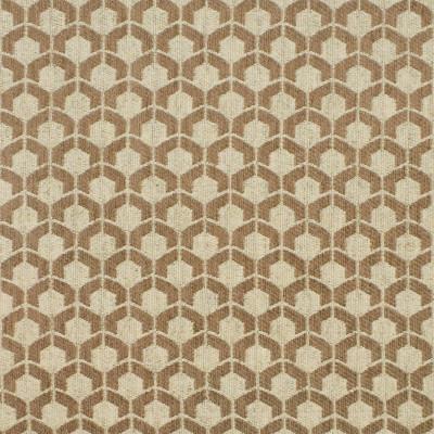 F3170 Beige Fabric: E86, MADE IN USA, GEOMETRIC, WOVEN, NEUTRAL, SMALL SCALE, BEIGE