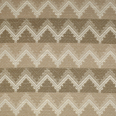 F3172 Quarry Fabric: E86, MADE IN USA, CHEVRON, TEXTURE, WOVEN, BROWN