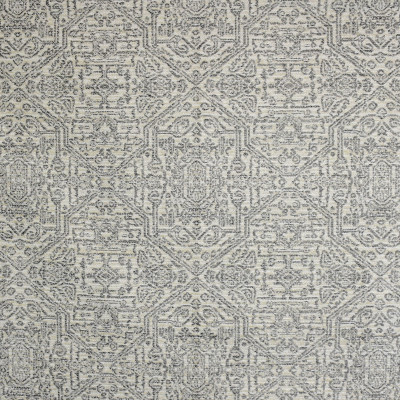 F3180 Smoke Fabric: E87, SOUTHWEST, MEDALLION, TEXTURE, GRAY, GREY