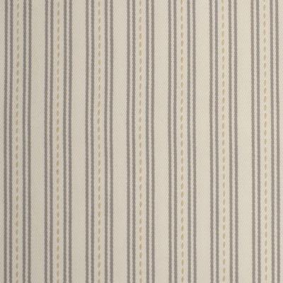 F3182 Dove Fabric: E87, STRIPE, WOVEN, TWILL, COTTON, 100% COTTON, COTTON STRIPE, GRAY, GREY, DOVE
