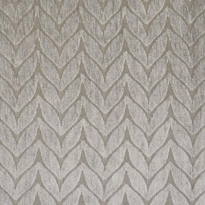 F3183 Silver Fabric: E87, MADE IN USA, GEOMETRIC, CHENILLE, GRAY, GREY, SILVER
