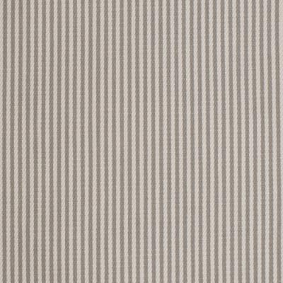 F3185 Elephant Fabric: E87, STRIPE, WOVEN, TWILL, COTTON, 100% COTTON, COTTON STRIPE, GRAY, GREY, ELEPHANT, TICKING