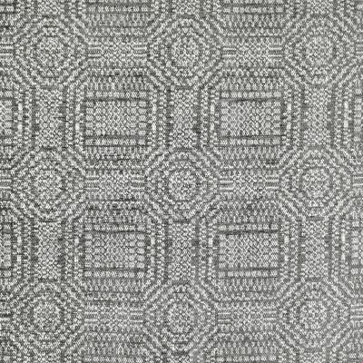 F3207 Shadow Fabric: E87, MADE IN USA, GEOMETRIC, CHENILLE, GRAY, GREY, SHADOW
