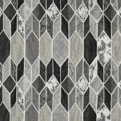 F3210 Mineral Fabric: E87, MADE IN USA, GEOMETRIC, METALLIC, TEXTURE, GRAY, GREY, MINERAL