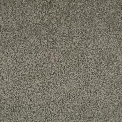 F3213 Smoke Fabric: E87, FAUX FUR, SOLID, TEXTURE, GRAY, GREY, SMOKE