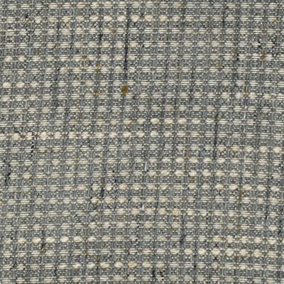 F3222 Iceberg Fabric: E88, MADE IN USA, GEOMETRIC, PLAID, WOVEN, TEXTURE, BLUE, ICEBERG
