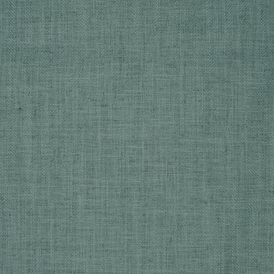 F3241 Glacier Fabric: E88, HERRINGBONE, FAUX LINEN, LINEN BLEND, TEAL, GLACIER