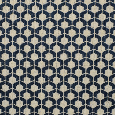 F3255 Water Fabric: E88, MADE IN USA, GEOMETRIC, TEXTURE, BLUE, WATER, SMALL SCALE