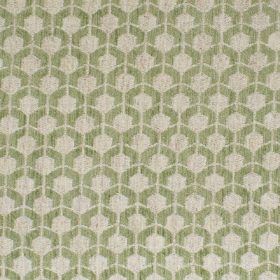 F3271 Sage Fabric: E89, MADE IN USA, GEOMETRIC, WOVEN, GREEN, SMALL SCALE, SAGE