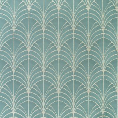F3272 Mineral Fabric: E89, GEOMETRIC, SATIN, TEXTURE, BLUE, MINERAL