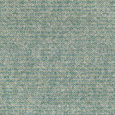 F3273 Sea Fabric: E89, HERRINGBONE, WOVEN, TEXTURE, TEAL, GREEN, SEA