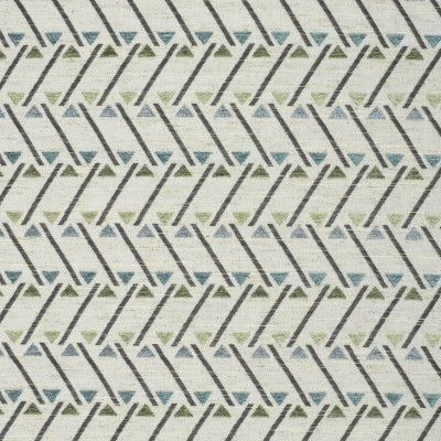 F3276 Aloe Fabric: E89, GEOMETRIC, CONTEMPORARY, TEXTURE, TEAL, GREEN, ALOE