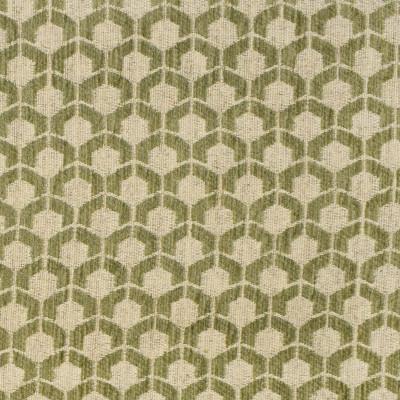 F3288 Pistachio Fabric: E89, MADE IN USA, GEOMETRIC, WOVEN, GREEN, SMALL SCALE, PISTACHIO