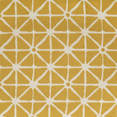 F3304 Honey Fabric: E89, GEOMETRIC, TEXTURE, YELLOW, HONEY