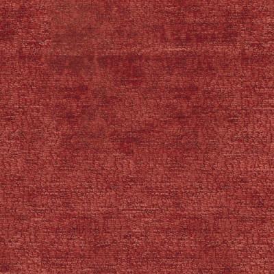 F3306 Primrose Fabric: E89, SOLID, PLUSH, CHENILLE, RED, PRIMROSE