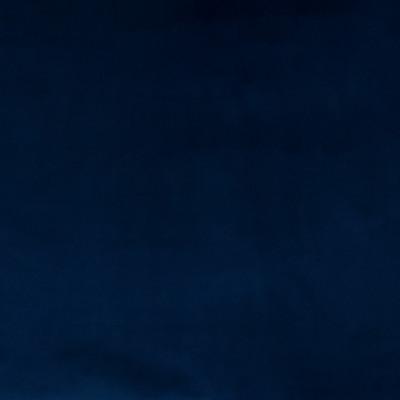 F3425 Indigo Fabric: E95, PERFORMANCE, ENDUREPEL, WOVEN, SOLID, PLAIN, EASY CLEAN FINISH, INDIGO, NAVY BLUE, VELVET