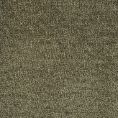 F3445 Caper Fabric: E95, PERFORMANCE, ENDUREPEL, CHENILLE, PLAIN, GREEN, SOLID, EASY CLEAN FINISH, TEXTURE, CAPER
