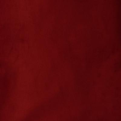 F3450 Theatre Red Fabric: E95, PERFORMANCE, ENDUREPEL, VELVET, SOLID, PLAIN, RED, EASY CLEAN FINISH