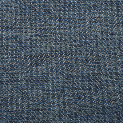 F3604 Pacific Fabric: E94, PERFORMANCE, SUSTAIN, MADE IN USA, BLEACH CLEANABLE, HERRINGBONE, TEXTURE, BLUE, PACIFIC