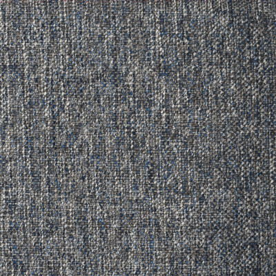 F3612 Atlantic Fabric: E94, PERFORMANCE, SUSTAIN, MADE IN USA, BLEACH CLEANABLE, SOLID, TEXTURE, BOUCLE, BLUE, ATLANTIC