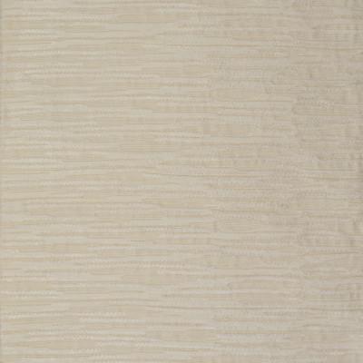 F3631 Vanilla Fabric: E96, CONTEMPORARY, CHENILLE, STRIPE, WHITE, VANILLA, TEXTURE