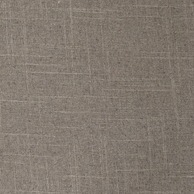 F3659 Steel Fabric: E96, LINEN, RIBBED, SOLID, BROWN, CONTEMPORARY