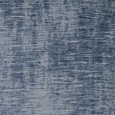 F3710 River Fabric: E98, BLUE, CHENILLE, TEXTURE, RIBBED, SOLID, SLUB
