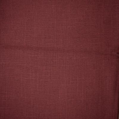 F3735 Apple Fabric: E98, APPLE, LINEN, SOLID, CONTEMPORARY, RED