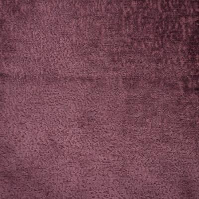 F3749 Plum Fabric: E98, PURPLE, PLUM, CHENILLE, PLAIN, SOLID, CHUNKY WORN