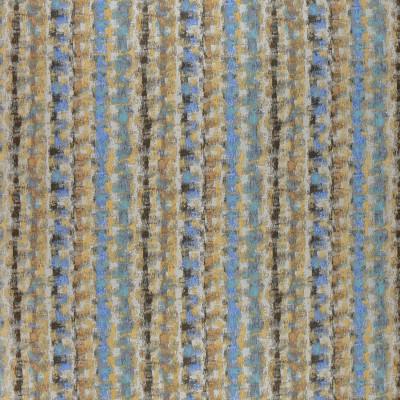 F3775 Sedona Fabric: M06, CONTEMPORARY, LANDSCAPE, JACQUARD, CHENILLE, TEXTURE, BLUE, BROWN, SEDONA