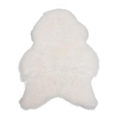 HOH042 Natural White Fabric: NATURAL WHITE, NEUTRAL, WHITE, SNOW, SHORT HAIR, SHEEP SKIN, HOH, HAIR, HAIR ON HIDE, LEATHER