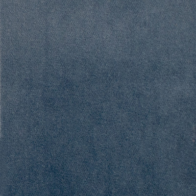 S1057 Galaxy Blue Fabric: S02, SOLID VELVET, BLUE VELVET, BLUE SOLID VELVET, BLUE SOLID, VELVET BLUE,  ANNA ELISABETH