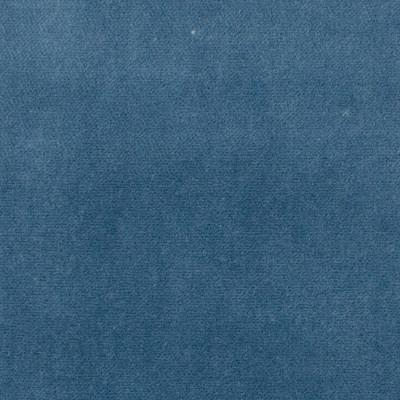 S1058 Haze Fabric: S02, SOLID VELVET, BLUE VELVET, BLUE SOLID VELVET, BLUE SOLID, VELVET BLUE,  ANNA ELISABETH