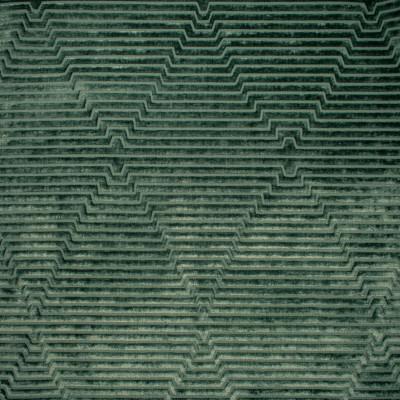 S1106 Bonsai Fabric: S03, VELVET STRIPE, STRIPED VELVET, GEOMETRIC STRIPE, CONTEMPORARY VELVET, GEOMETRIC VELVET, GREEN VELVET, GREEN STRIPE VELVET, PLUSH VELVET, MID CENTURY MODERN, MID CENTURY VELVET, GREEN, BONSAI, ANNA ELISABETH