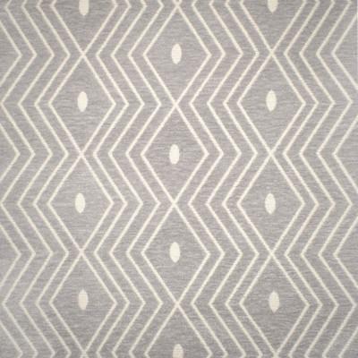 S1128 Pewter Fabric: S04, ANNA ELISABETH, GEOMETRIC GRAY CHENILLE, CHENILLE GRAY, GRAY CHENILLE, GRAY GEOMETRIC CHENILLE, CONTEMPORARY GRAY CHENILLE, CHENILLE GRAY CONTEMPORARY, CONTEMPORARY CHENILLE