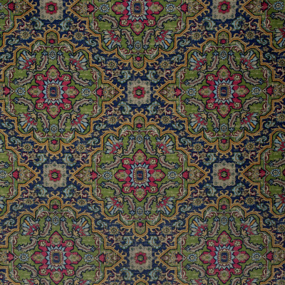 S1164 Aztec Fabric: S05, GREEN CONTEMPORARY, GREEN PRINT, GREEN CONTEMPORARY PRINT,  ANNA ELISABETH