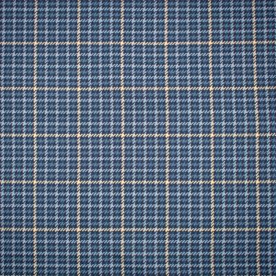 S1195 Midnight Blue Fabric: S05, ANNA ELISABETH, BLUE PLAID, BLUE CHECK, BLUE WOVEN, WOVEN BLUE CHECK, WOVEN BLUE PLAID